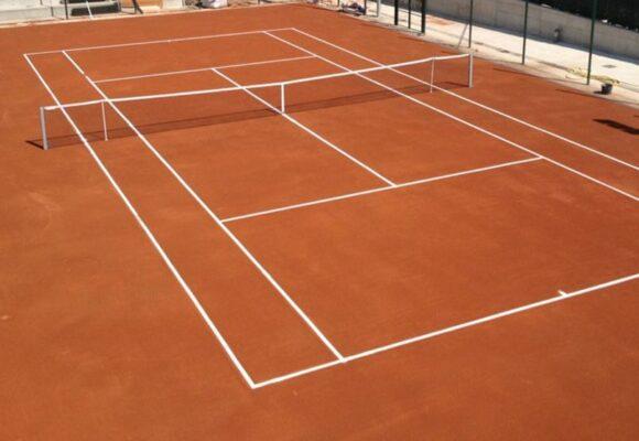 Pistas tenis
